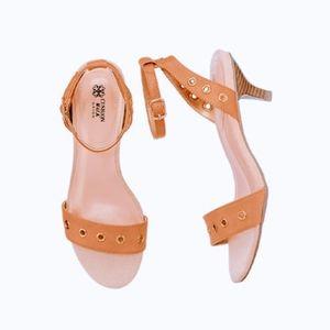 Marylin Kitten Heel Sandal. Brand NEW!